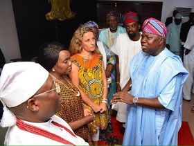 The Lagos State Governor Akinwunmi Ambode on Wednesday inaugurated the council members for Art and culture to drive tourism create employment and increase the contribution of the non-oil sector to the States gross domestic product.  The Members of the Board include arts enthusiast Mrs. Polly Alakija as chairman Nollywood veteran actress Joke Silva multiple awards winning actor and movie producer Kunle Afolayan influential visual artist Kolade Oshinowo and foremost artist and designer Nike…