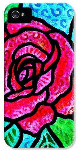 Red Rose iPhone 5 Case / iPhone 5 Cover for Sale
