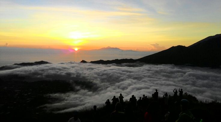 Mount Batur Sunrise Trekking with Full  Service Facility