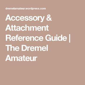 Best 20 Dremel Accessories Ideas On Pinterest