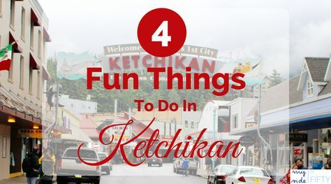 A Ketchikan Shore Excursion, not booked through the cruise line in Ketchikan, Alaska. See Sites such as Totem Heritage Center and Lumberjack Show