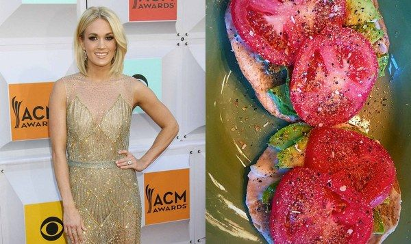 Carrie Underwood Revealed What She Eats in a Day (and It's a Lot More Than You'd Think)