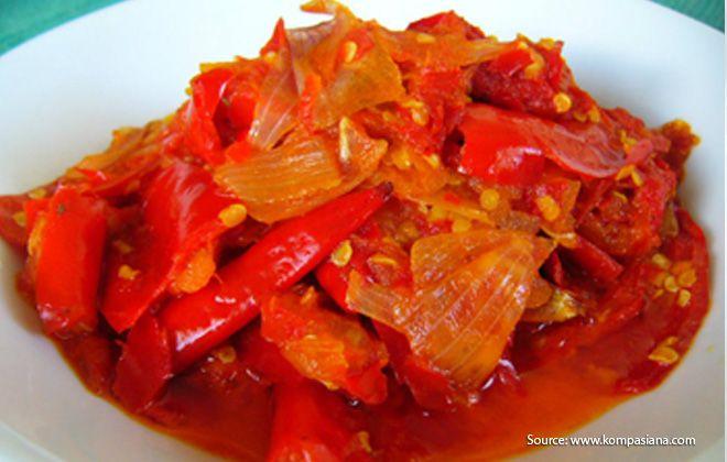 Resep Sambal Merah khas Padang | Kokiku.tv