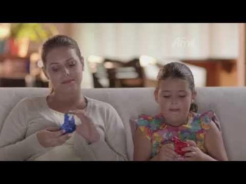 Espelho: o novo comercial da Amil contra a obesidade infantil - YouTube