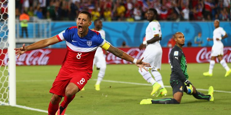 The United States got its 2014 World Cup off to a dream start when Clint Dempsey scored inside the first minute of its opening match against Ghana.