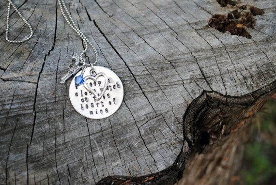 Johnny Cash Necklace by MelissasMonograms on Etsy, $27.49