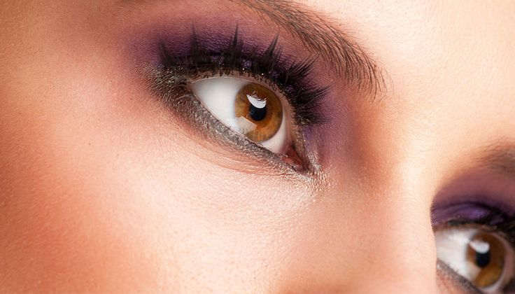 Some of the best beauty hacks for making your brown eyes really stand out.