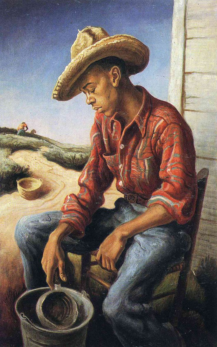 110 best images about benton on pinterest museums great for Best painting images