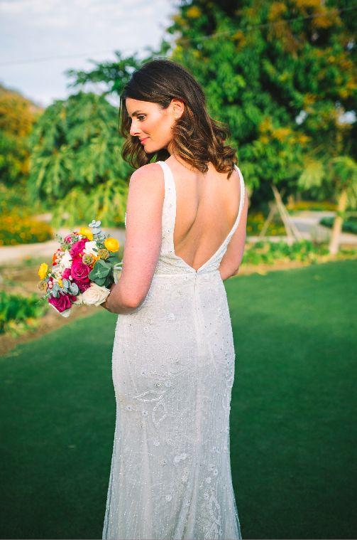 Beautiful Ulrike on their wedding day.  Photo by Funky Town Photography. . #wedding #makeup #makeupartist #beauty #love #bridetobe #wedspiration #destinationwedding #cabo #cabosanlucas #mexicowedding #loscaboswedding #almavallejo #cabomakeup #weddings #bride #bridal #bridalmakeup #bridalhair #hairstyle #airbrush #bridesmaids #bridalparty #novia #cabomakeupartist #loscabos