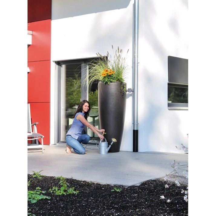 Garantia Regenwasser-Behälter 2in1 300 l Mocca im OBI Online-Shop