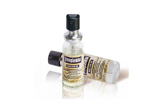 Prestige Oil – Shelter Oil: Concentrato rigenerante istantaneo arricchito con Olio di Argan