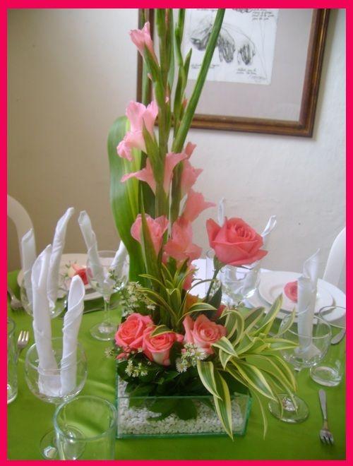 arreglos florales exoticos sencillos - Buscar con Google