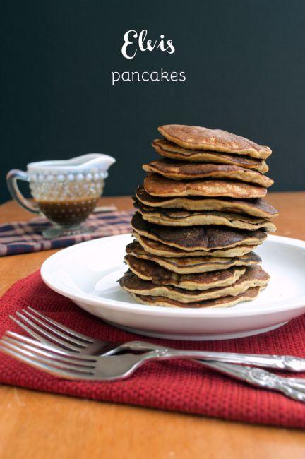 Paleo Elvis Pancakes