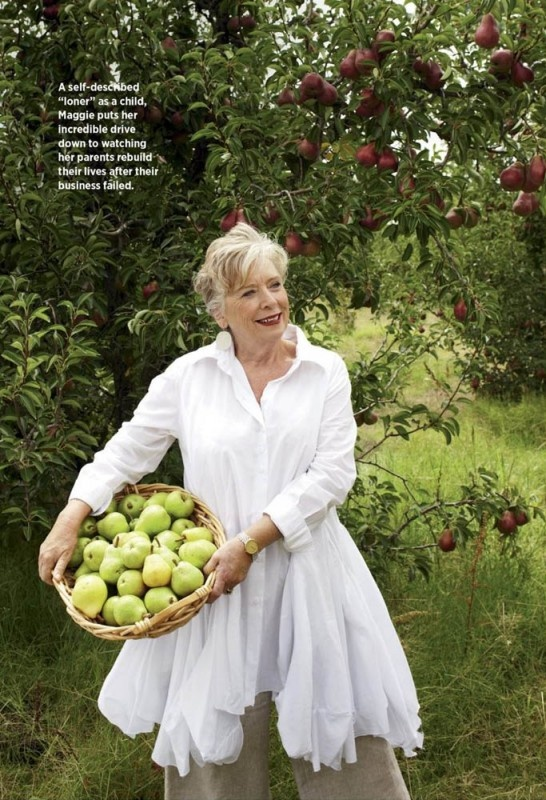 Photo by Damian Bennett of Maggie Beer