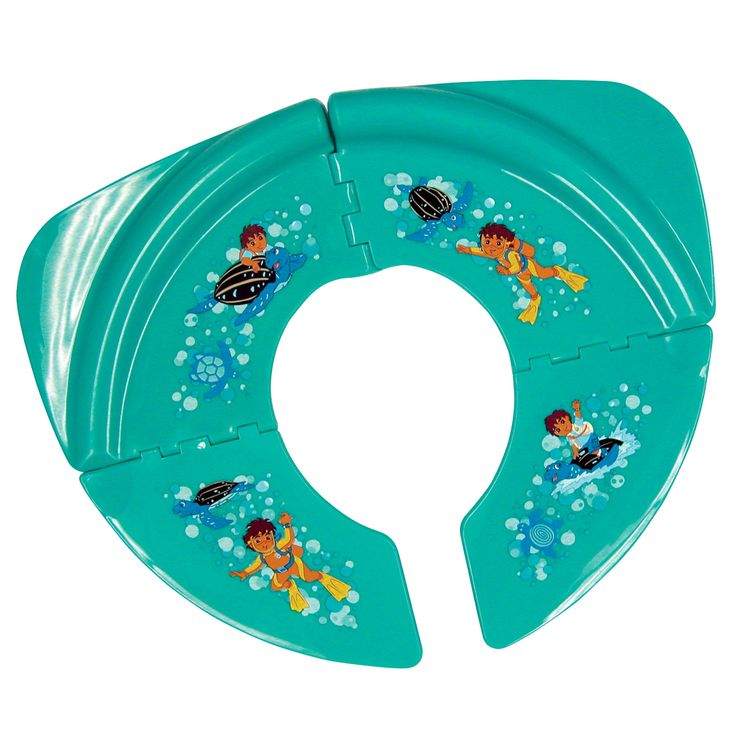 Very handy,foldable toddler toilet seat fits in your handbag or diaper bag to avoid the public restroom wipe downs!