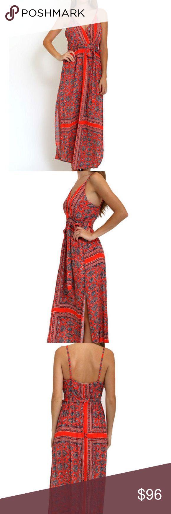 !PINK SALE! Casual Sundress Beach Boho Maxi Dress Cute Summer casual sundress, has a long length breezy style chic design. Features: 100% rayon. Hand wash. Dresses Maxi