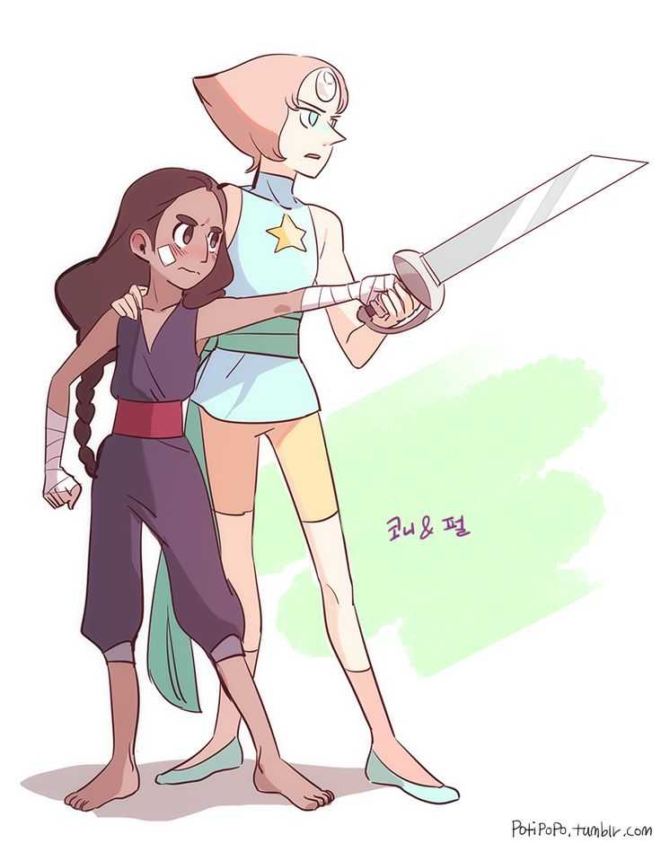 Connie and Pearl