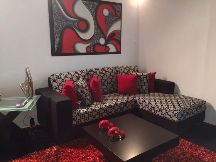 sofá modular tipo l de lujo, mueble en telas o semicuero