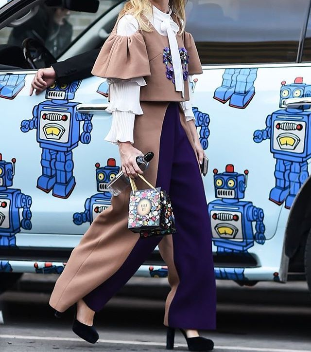 #NYFW || #streetstyle LK| #streetfashion #fashionweek #ootd | #MCtendenze : Daniel Zuchnik  via MARIE CLAIRE ITALIA MAGAZINE OFFICIAL INSTAGRAM - Celebrity  Fashion  Haute Couture  Advertising  Culture  Beauty  Editorial Photography  Magazine Covers  Supermodels  Runway Models