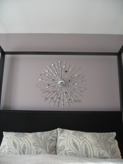 Make your own starburst mirror. Awesome.