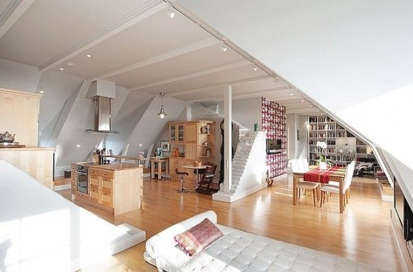 11 Fantastic Attic As Bedroom Ideas Attic Apartment Attic Design