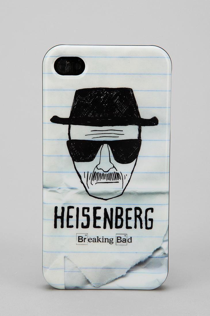 Breaking Bad Heisenberg iPhone 5/5s Case #urbanoutfitters