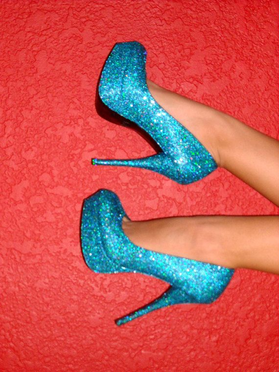 I love these!!! Such a pretty color.