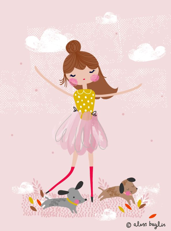 00.girl-and-dogs.png 594×800픽셀