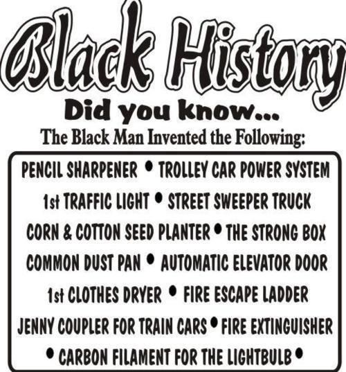 Interesting facts. Don't be fooled. There is more information on these and other Inventors below. Take time to discover the truth. Scroll down. It's worth the trip.