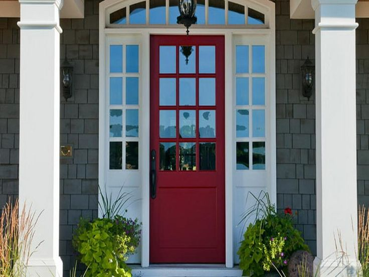 Dark Red Front Door 12 best exterior color trends images on pinterest | front door
