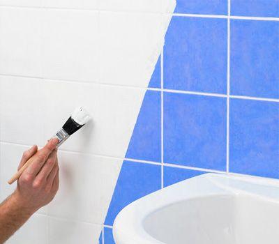 Opções para revestir o banheiro sem trocar revestimento antigo | Revestimento para Banheiro