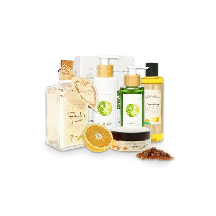 Specjalnie dla Was stworzyliśmy zestaw kosmetyków działający pozytywnie na wyszczuplanie kobiecej sylwetki. Szczegóły zabiegu z kosmetykami naturalnymi znajdziecie tutaj: http://secret-soap.com/content/prosta-droga-do-39