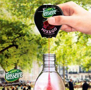 Teisseire Mix&Go
