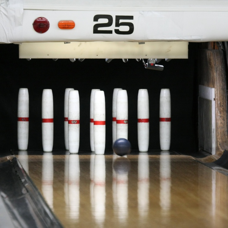 Candlepin Candlepin bowling, Bowling, Bowling center