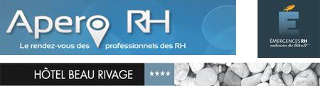 """Le Cabinet Emergences RH organise le premier """"Apéro RH Nice"""" le 19 septembre 2013 à l'hôtel Beau Rivage ****"""