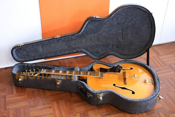 Vintage Gibson Gitarren Wert