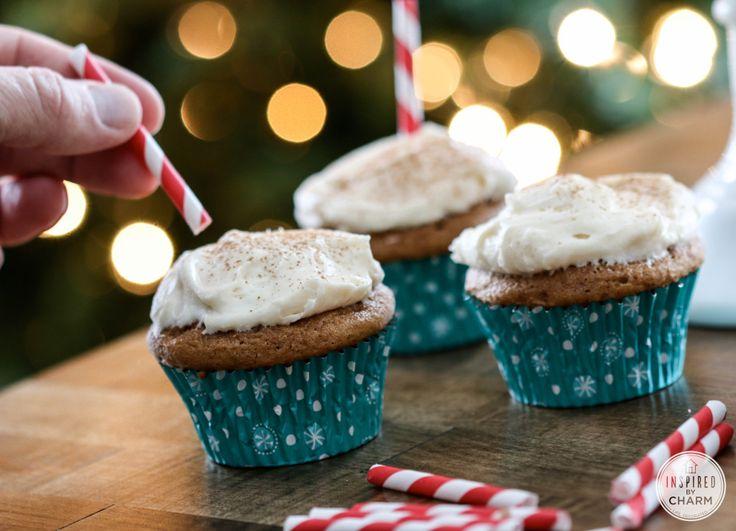 Pumpkin Spice cupcakes | Cupcakes! | Pinterest