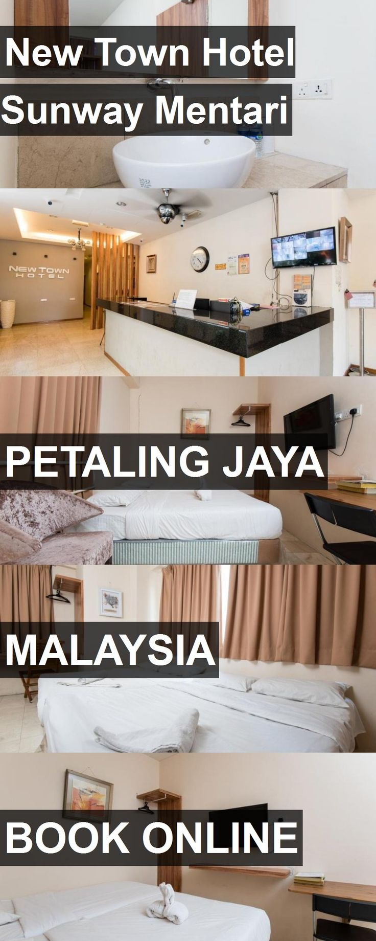 New Town Hotel Sunway Mentari in Petaling Jaya, Malaysia. For more information, photos, reviews and best prices please follow the link. #Malaysia #PetalingJaya #travel #vacation #hotel