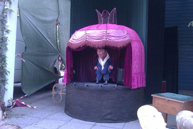 Puppet Festivallen på Vesterbro i august.