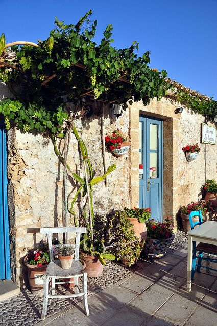 Marzamemi, Siracusa, Sicily, Italy