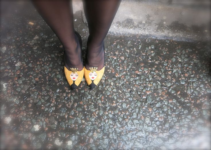 Royal #heels