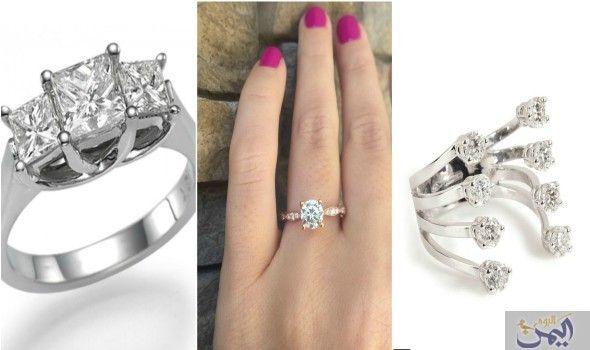 أجمل تصميمات خواتم الخطوبة لربيع وصيف 2018 Engagement Rings Engagement Rings