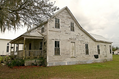 Lovely florida cracker by black doll via flickr florida for Florida cracker house plans wrap around porch