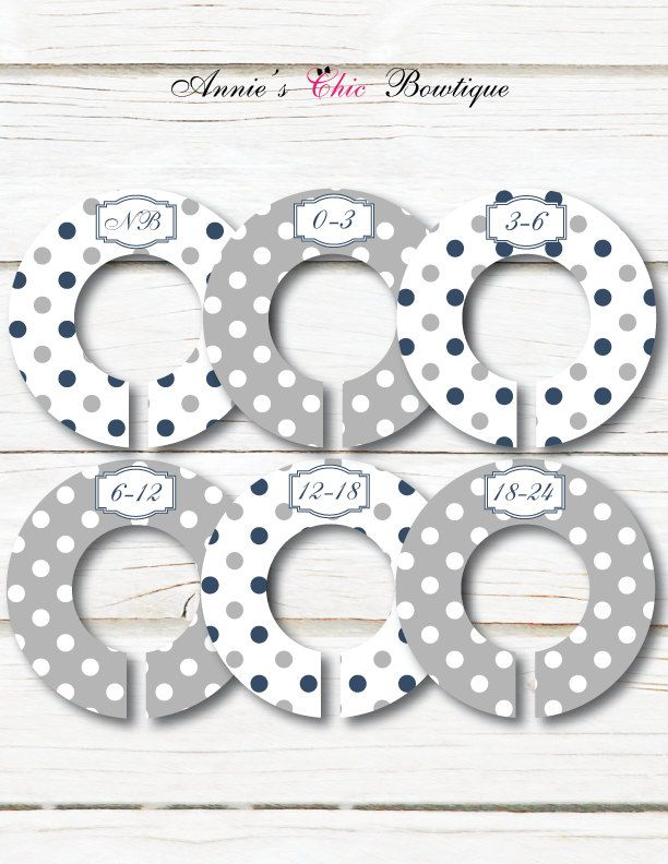 clothes divider template - 1000 ideas about closet dividers on pinterest baby