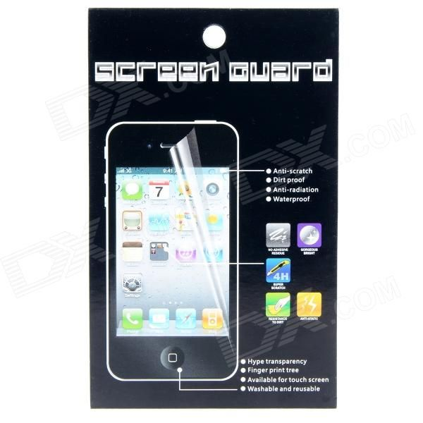 Property: Value - Package contains: 1 x Screen Protector 1 x Clean Cloth http://j.mp/1lkt57t