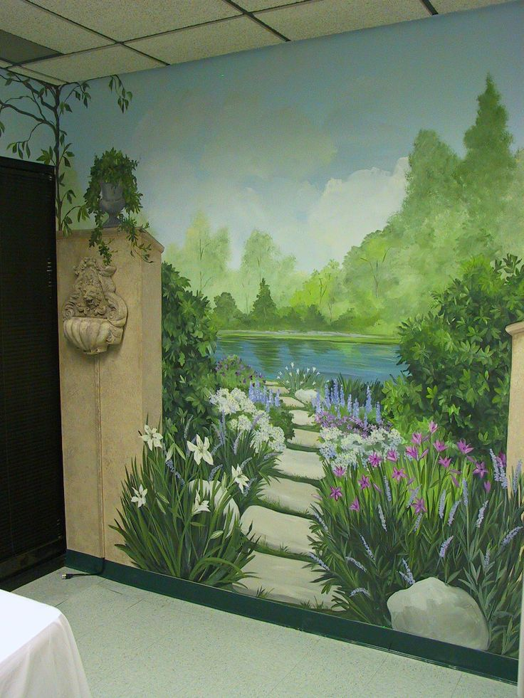 Paint a mural on the wall for Best projector for mural painting