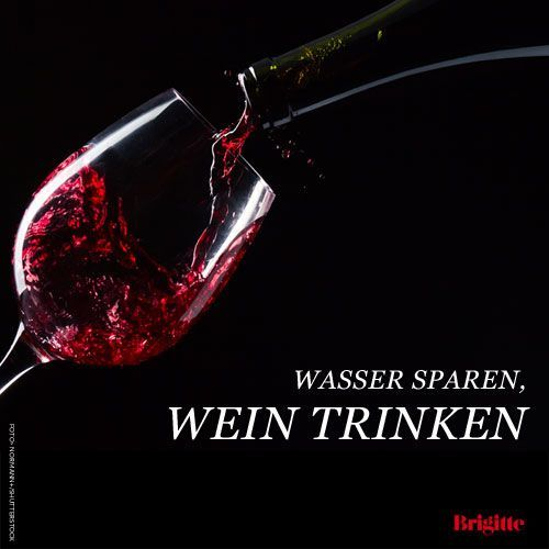 Die schönsten Sprüche rund ums Essen   Wein trinken ...