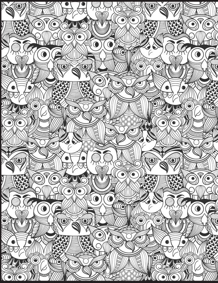 469 best images about doodles and printables on pinterest mandala coloring owl coloring pages. Black Bedroom Furniture Sets. Home Design Ideas