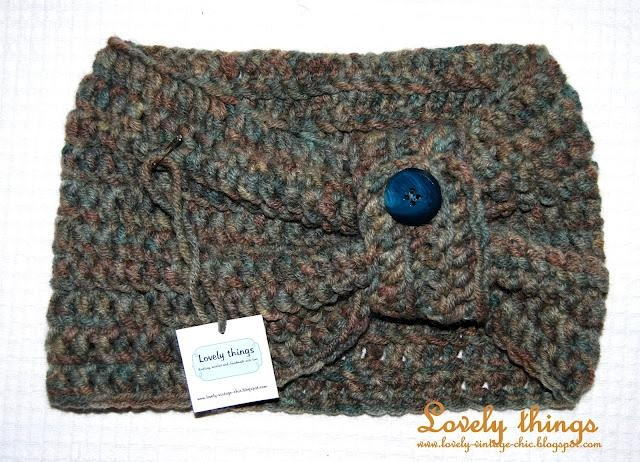 Scaldacollo crochet