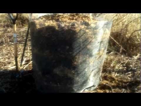 Kompost selber bauen für unter 10€ in 10 Minuten - YouTube